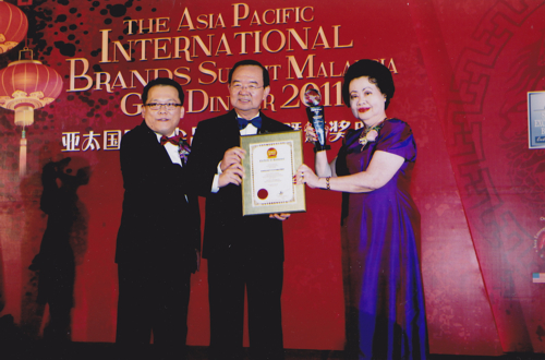 WIM was also accredited with the Malaysia Power Brand 2011 Award for Education category in respect of Brand Development and Management